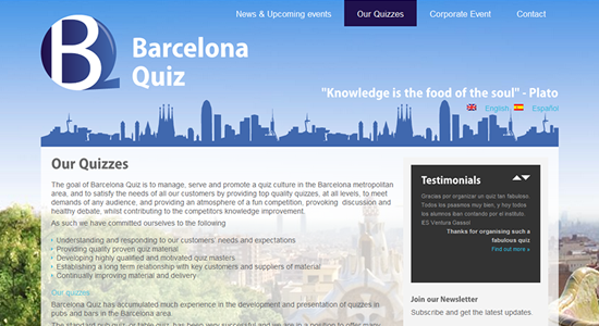Barcelona Quiz